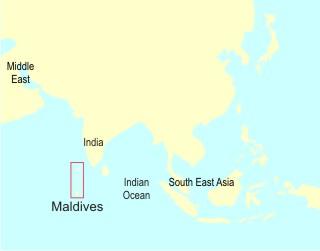 Maldives Information About Maldives Map Of Maldives - Maldives map india
