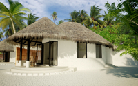 Beach Suite - Irufushi resort & spa