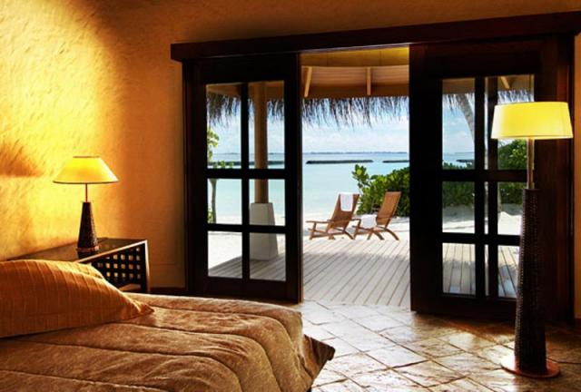 Sheraton Maldives Full Moon Resort Amp Spa Maldives Resort