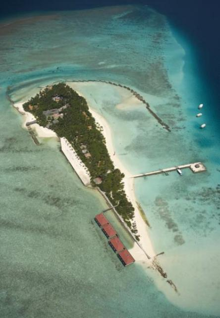 Summer Island Village Maldives Resort